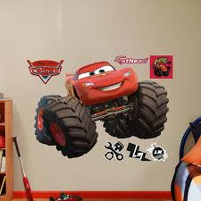 Disney Cars Wall Stickers Hazylaughter Com