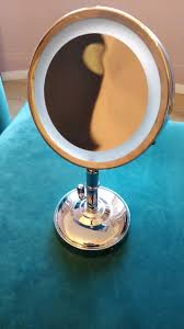 no7 vanity mirror two sides in