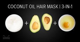 5 coconut oil hair masks for every hair