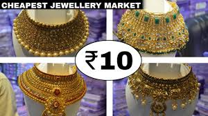 whole jewellery market starting