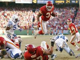 Priest Holmes | Priest holmes, Kansas city chiefs, Kansas city