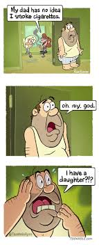 35 كاريكاتير مضحك لأولئك الذين يحبون الفكاهة المظلمة والتقلبات غير