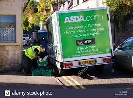 Asda Delivery Stock Photos & Asda ...