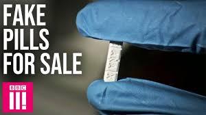 making selling counterfeit xanax