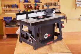 Sawstop Standalone Router Table
