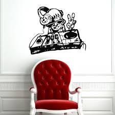 Shop Dj Dance Edm House Techno Music Inspirational Sticker Vinyl Wall Art Overstock 10032166