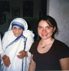 madre teresa di calcutta – Air Quotes