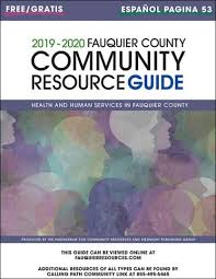 fauquier resource guide 2019 20