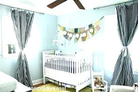 Baby Nursery Curtains Curtain Ideas For Boy Cartoon Kids Room Window Navy And Gray Marvelous Blue Light Stunning Blinds Grey Blackout G Muconnect Co
