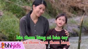 Karaoke] Đưa Cơm Cho Mẹ Đi Cày