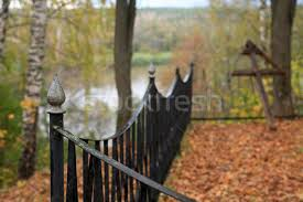 Graveyard Fence Stock Photos Stock Images And Vectors Stockfresh