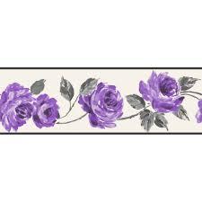 purple wallpaper borders on wallpapersafari