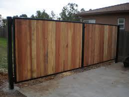 Google Image Result For Http Www Twistedmetalofsac Com Images Wood Gate With Steel Frame Jpg Fence Gate Design Wood Gate Wood Fence