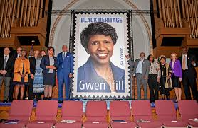 Queens-born journalist Gwen Ifill honored with postage stamp ...