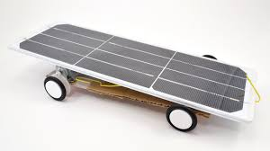 build a solar powered car science project