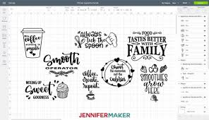 How To Make Vinyl Decals Designs For Instant Pot Kitchenaid Mixer Keurig Jennifer Maker