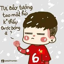 Đây là những khoảnh khắc đáng nhớ nhất của U23 Việt Nam qua loạt ảnh chibi  siêu đáng yêu - SaoStar