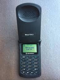 Motorola StarTac 75 - 7343712609 ...