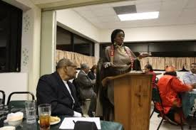 Indian Queen 'Warhorse' speaks at annual MLK banquet at Chef Leon's in Moss  Point - gulflive.com