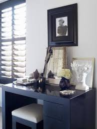 interior decorating with dressing tables