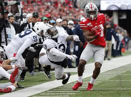 Ohio State coach Ryan Day passes one big test, but the biggest comes next -  Los Angeles Times
