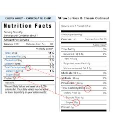 quaker oatmeal cookies calories
