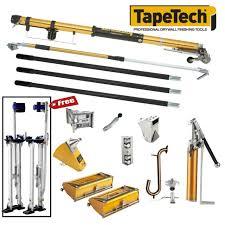tapetech drywall taping tools finishing
