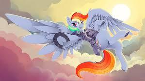 mlp fim my little pony rainbow dash