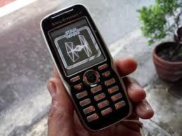 Sony Ericsson K508 star wars nostalgia ...