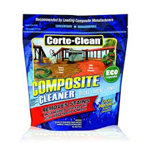 Brian S Product Reviews Corte Composite Deck Cleaner Review