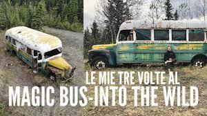 Tutto quello che c'è da sapere sul Magic Bus di Into the Wild in ...