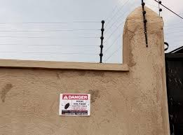 Electric Fence Installation Accra