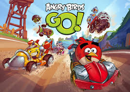 Rovio Announces Angry Birds Go, Coming December 11 to iOS, Android ...