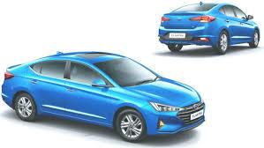 Soon Launching 2019 Hyundai Elantra Gets Blue Link Connectivity As Venue