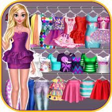 candy fashion dress up makeup game
