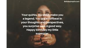 inspirational birthday messages for daughterbirthday inspire