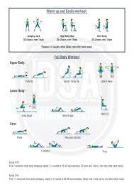 dryland workout dsa swim team d