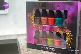 colorbar pro tentalize 10 nail color