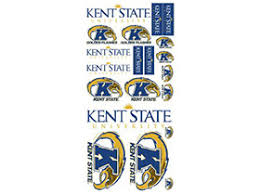 Wild Sports Kent State Tailgate Pong Table 2x8 Aluminum