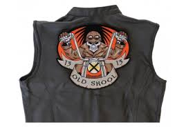 Back Patches For Jackets Large Embroidered Center Biker Back Patches Thecheapplace