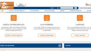 730 precompilato, online il nuovo sito dedicato - Lavoro e Diritti