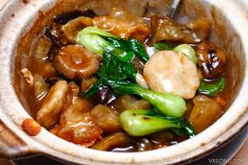 Claypot Seafood and Sea Cucumber ...