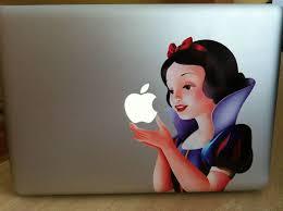 Apple Macbook Pro Air 15 17 Snow White Laptop Decal Sticker Vinyl Laptop Decal Stickers Laptop Decal Apple Macbook Pro