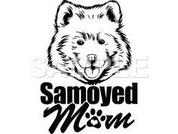 Samoyed Decal Sticker Car Truck Window Vinyl Any Color Ebay