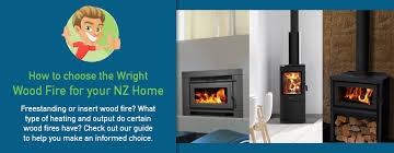 how to choose the wright wood fire