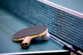 Пинг, понг, пинг, понг... да поиграем тенис на маса