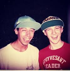 MCA Adam Yauch and King Ad Rock BEASTIE BOYS (With images ...