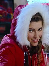 Love Actually Ivana Milicevic Dreamgirl Christmas Hooded Jacket