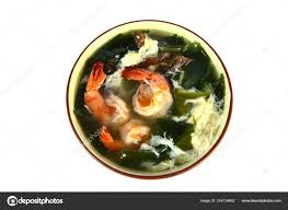 Chinese Seafood Soup Deep Cup ...