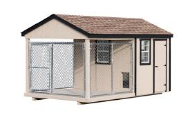 2020 Dog Kennel With Outdoor Run For Sale Northwood Industries